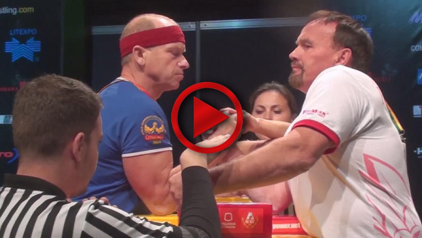 World Armwrestling Championship 2014, Day 2, eliminations (21) # Armbets.tv