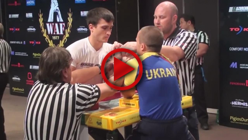 World Armwrestling Championship 2014, day 3, eliminations (59) # Armbets.tv