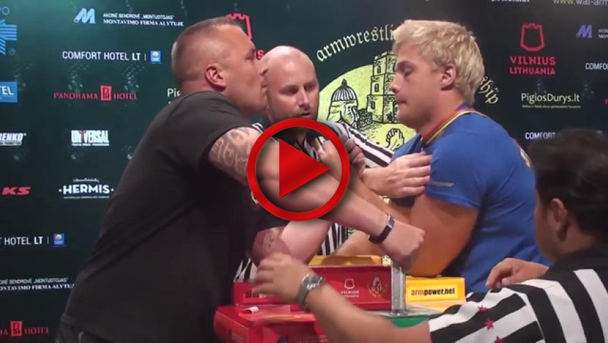 World Armwrestling Championship 2014, day 3, eliminations (23) # Armbets.tv