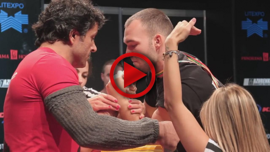 World Armwrestling Championship 2014, day 3, eliminations (176) # Armbets.tv