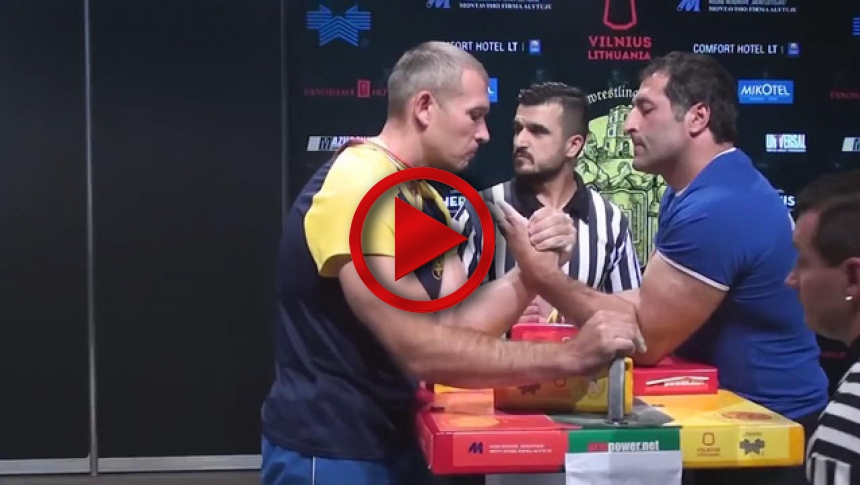 World Armwrestling Championship 2014, day 3, eliminations (18) # Armbets.tv